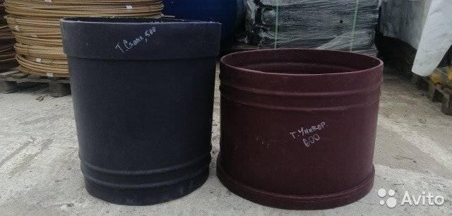 Монтаж септиков из бетонных колец - все о септиках