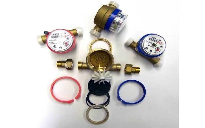Радиомодуль для счетчика воды и для чего провода