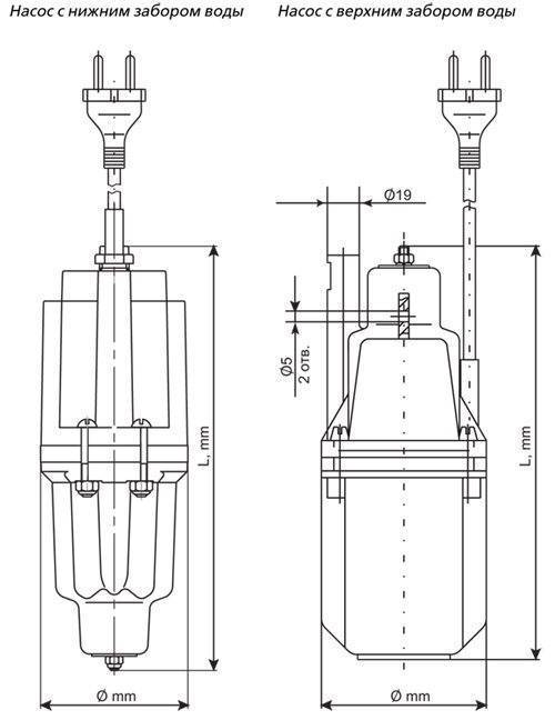 Как разобрать и отремонтировать насос «ручеёк»