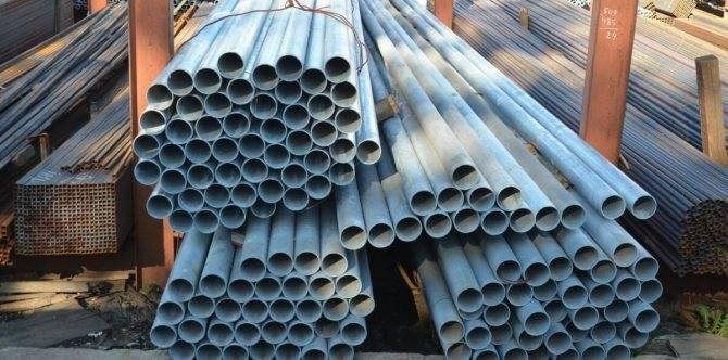 Вы узнаете как изготавливается стальная труба: технология производства