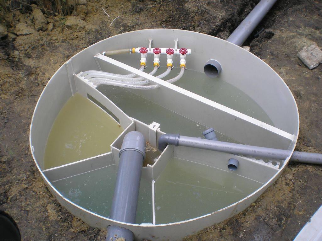 Как утилизировать сточные воды на участке