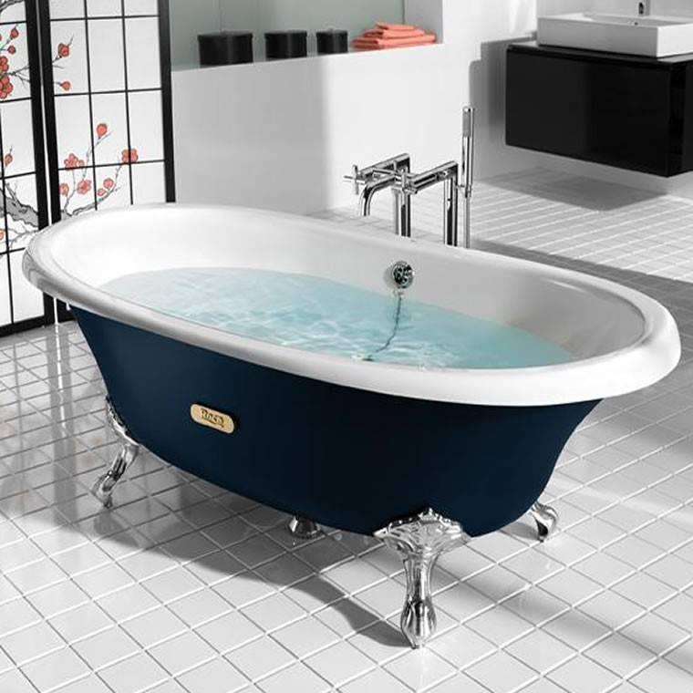 Что лучше акриловая или стальная ванна — плюсы и минуса (фото, видео)