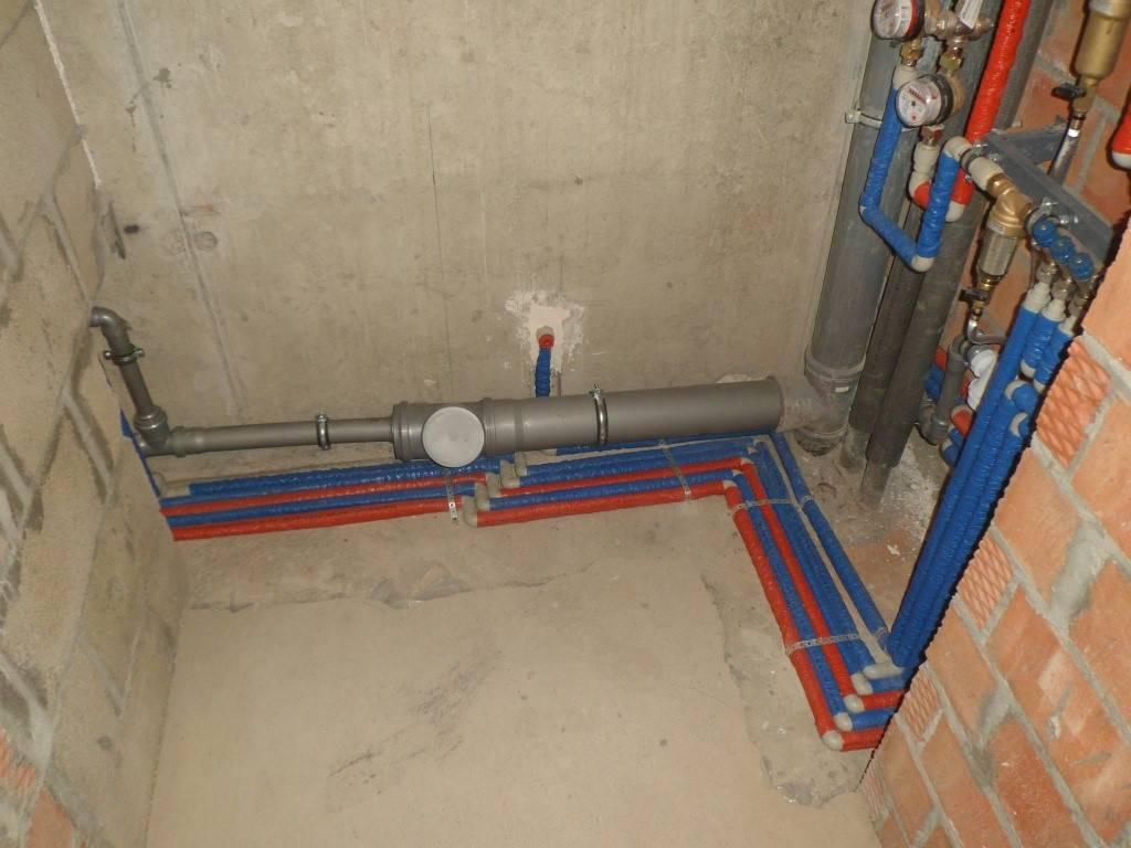 Выполнение разводки труб водоснабжения в доме: от выбора материалов до подключения, видеообзор от специалиста