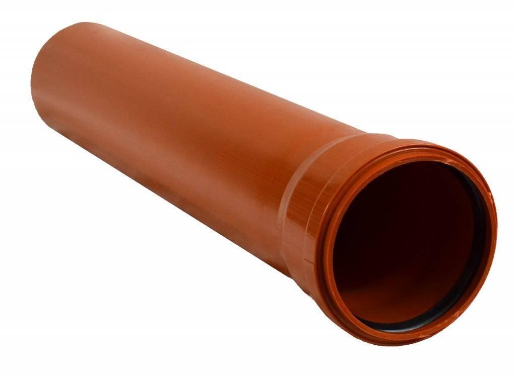 Трубы полиэтиленовые для канализации - характеристики, виды, гост