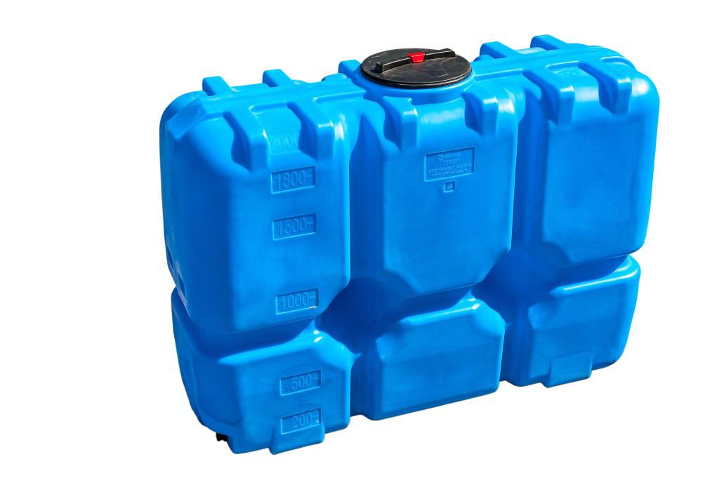 Преимущества пластиковых емкостей
