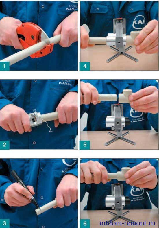 Как сделать парник из полипропиленовых труб своими руками быстро и просто