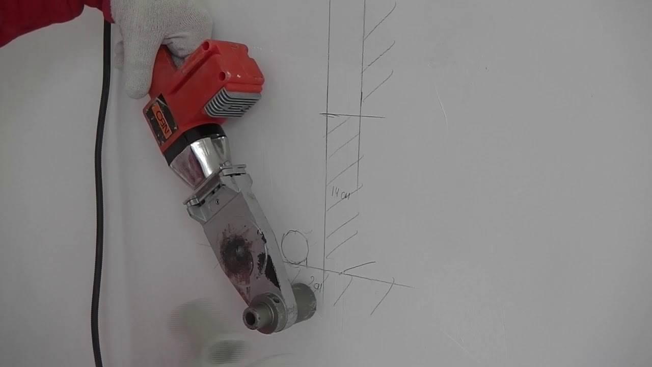 Как паять полипропиленовые трубы: описание процесса и рекомендации, полезное видео