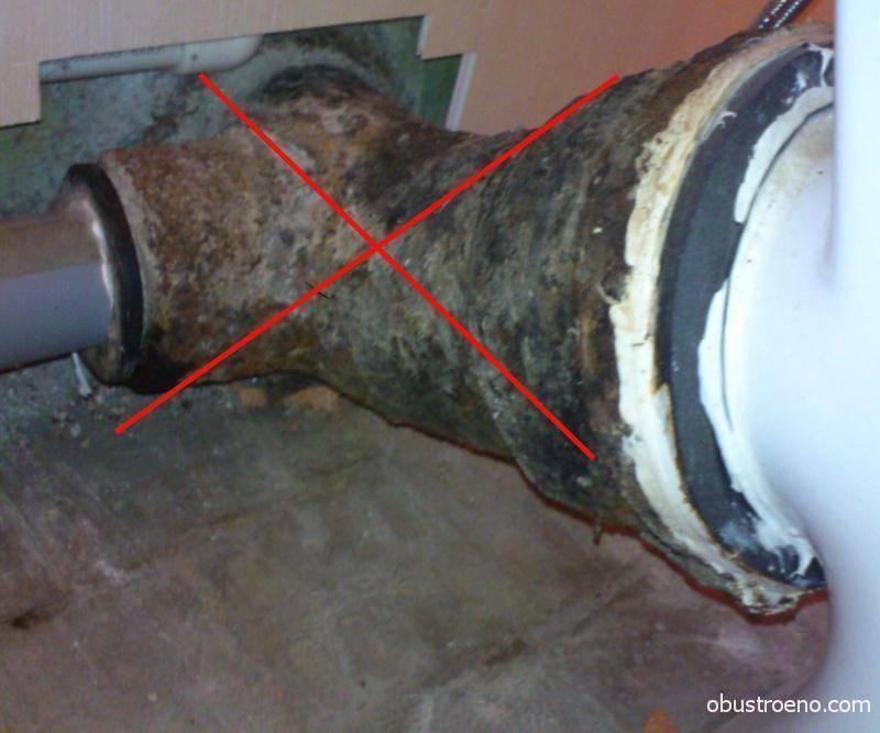 Какие бывают и как монтировать чугунные канализационные трубы?
