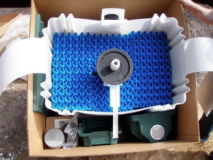 Септик биозон:фото,отзывы,монтаж,принцип работы,инструкция по эксплуатации