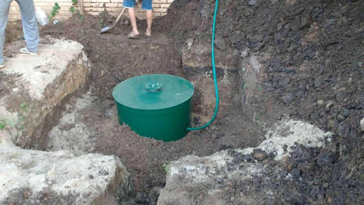 Как сделать септик если близко грунтовые воды