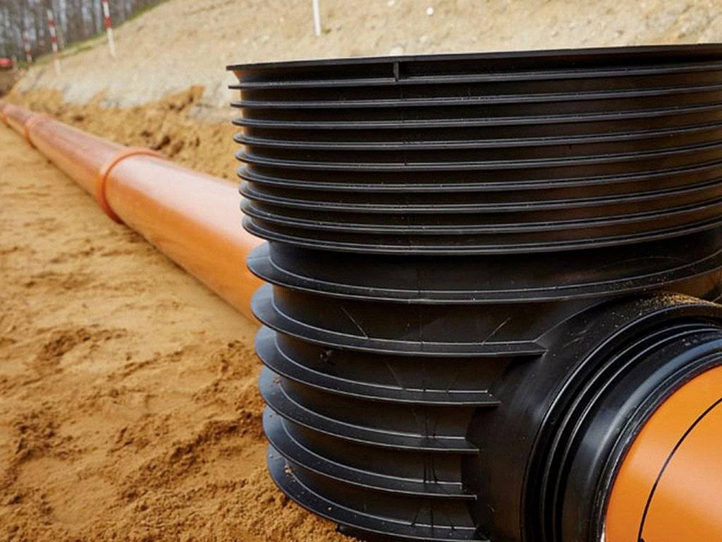 Ремонт ливневой канализации: восстановление внутренней и наружной ливневки