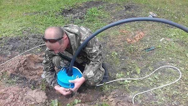 Застрял насос в скважине: как вытащит с глубины без лебёдки