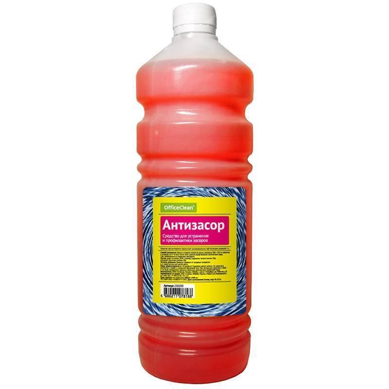 «крот»: средства для прочистки труб. жидкость для прочистки труб «крот»: отзывы покупателей