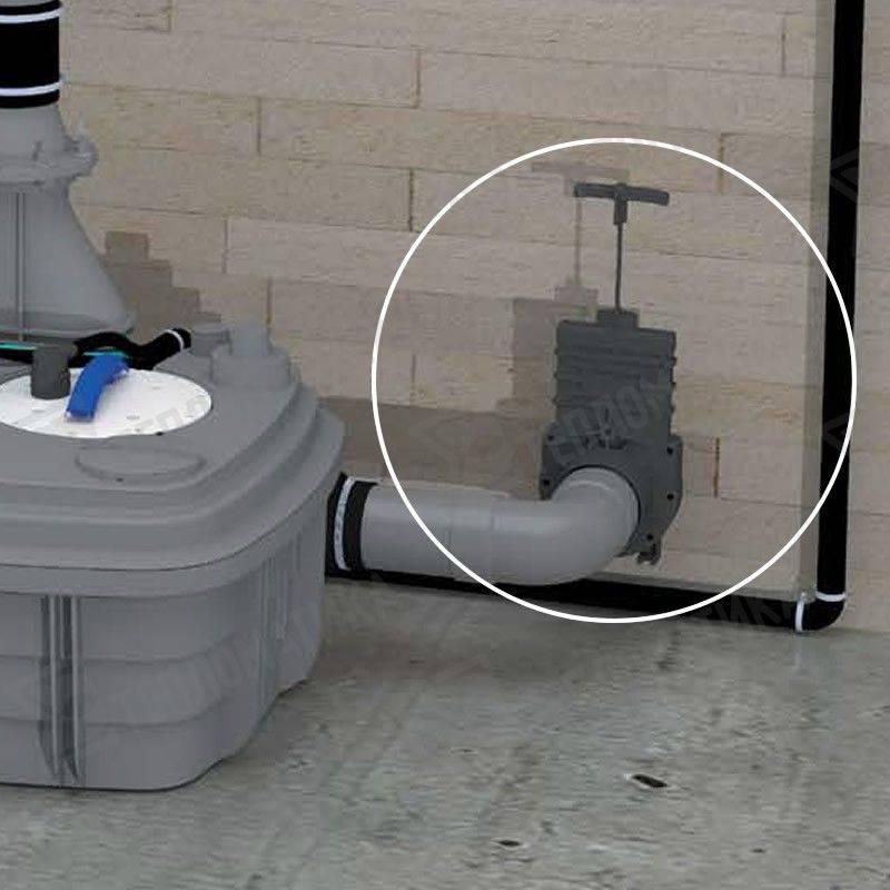 Откачка канализации: как откачать сточные воды из выгребных и канализационных ям  в частном доме при помощи шланга