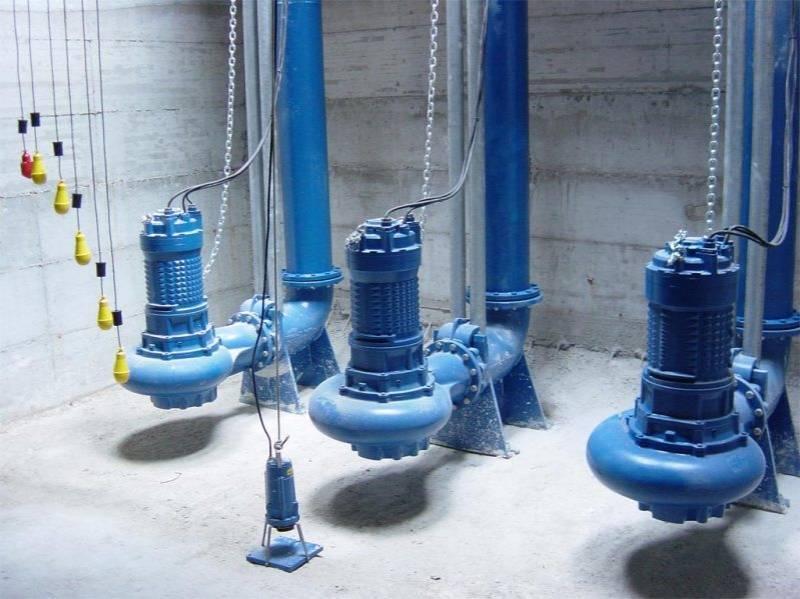 Канализационный насос: погружной, для кухни, фекальные насосы, установка насоса для перекачки канализационных стоков, как установить