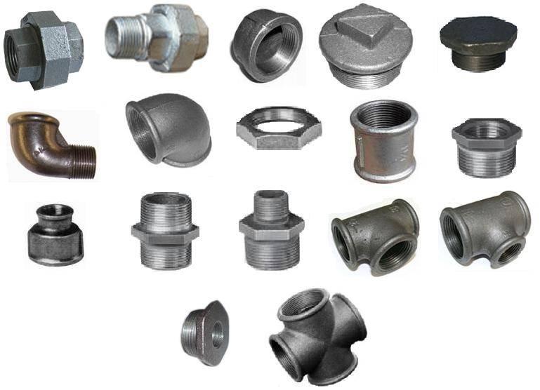 Резьбовое соединение стальных труб и трубопроводов | без муфты и сварки под отопление или водоснабжение