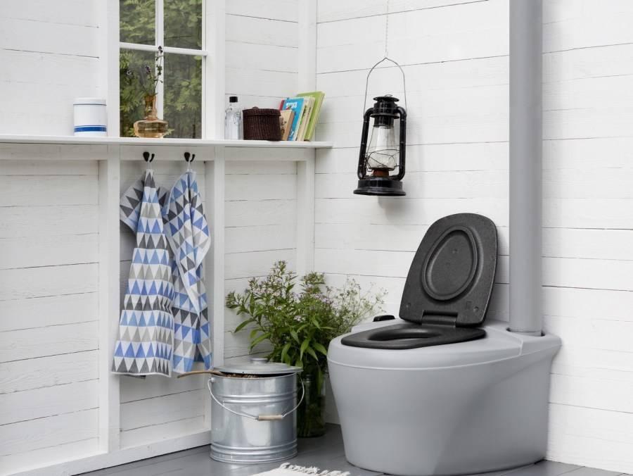Дачный туалет своими руками +100 фото примеров, чертежи, размеры