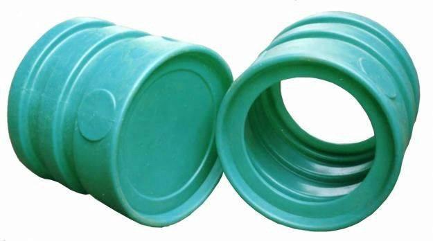 Сколько колец нужно для канализации