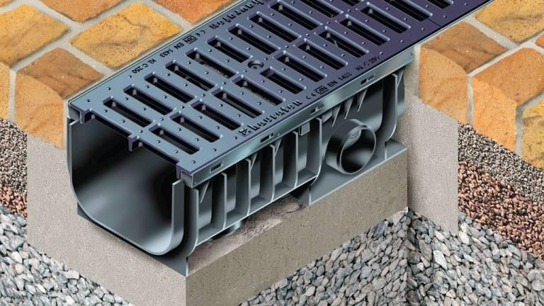 Как укрепить стенки дренажной канавы. способы укрепления стенок дренажных канав