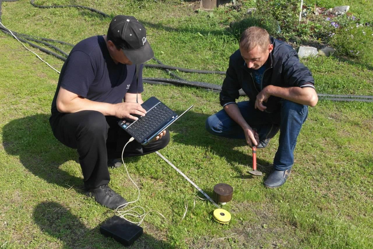 Методы поиска воды на участке для колодца