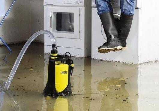 Как откачать воду из подвала? чем и как выкачать без насоса, помпа для откачки жидкости из погреба, техника выкачивания
