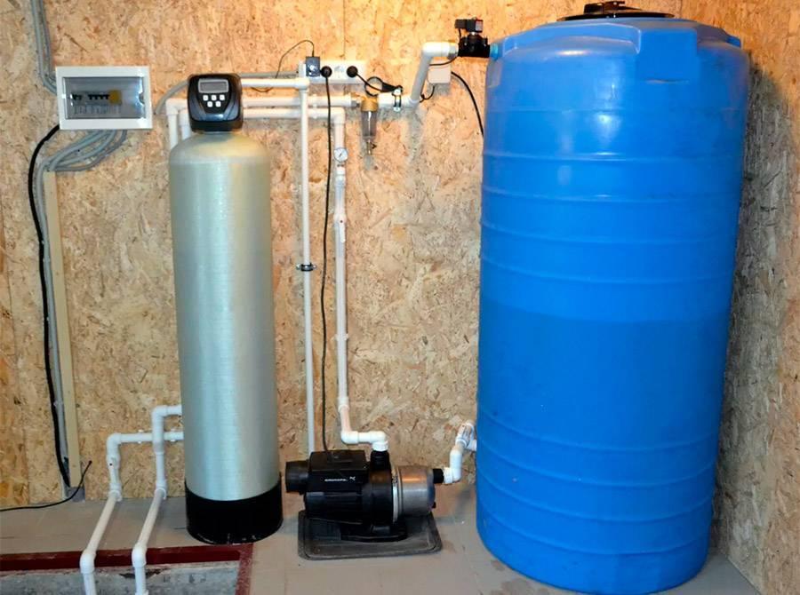 Способы обезжелезивания воды из скважины до питьевого состояния на vodatyt.ru