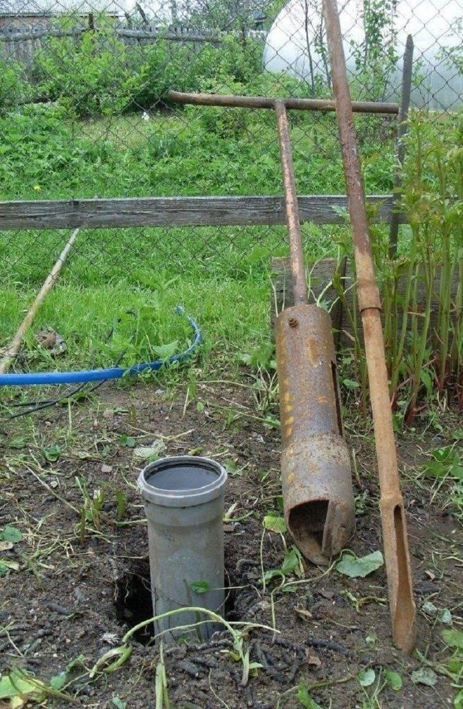 Бурение скважин на воду своими руками: шнековое, гидробурение, ударно-канатное, абиссинский колодец, видео