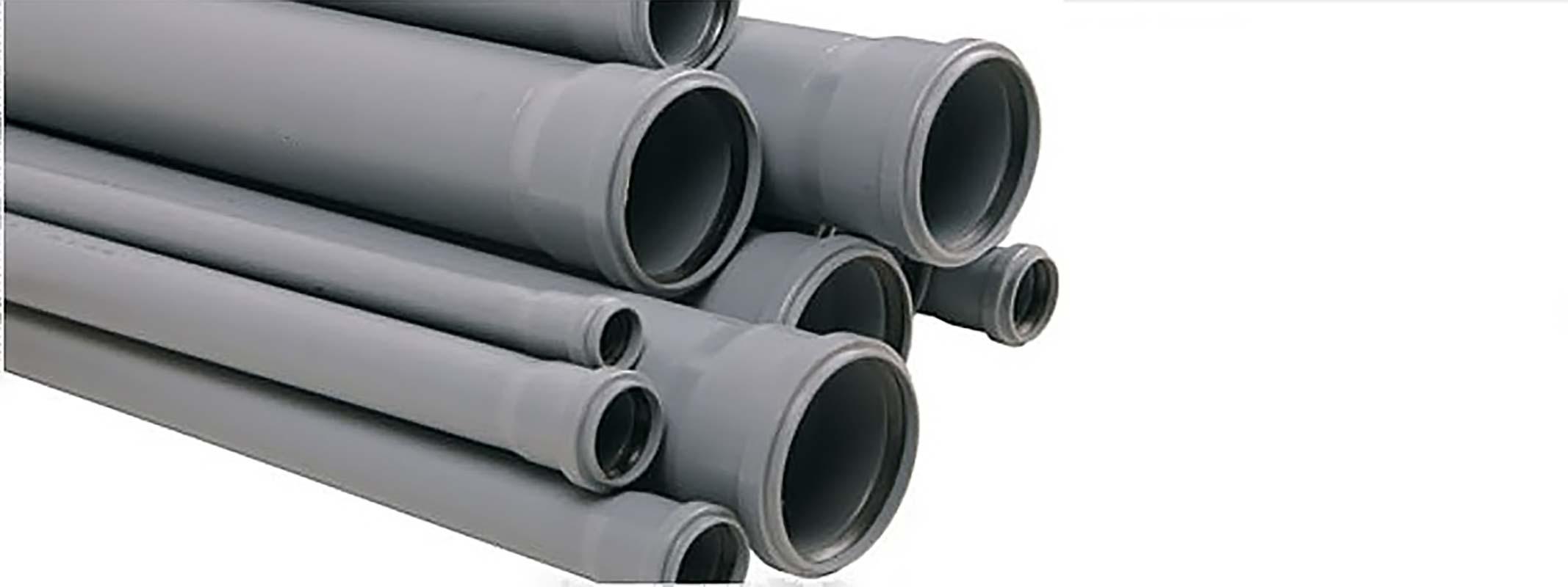 Трубы для наружной канализации: как выбрать лучший материал изготовления? +фото и видео