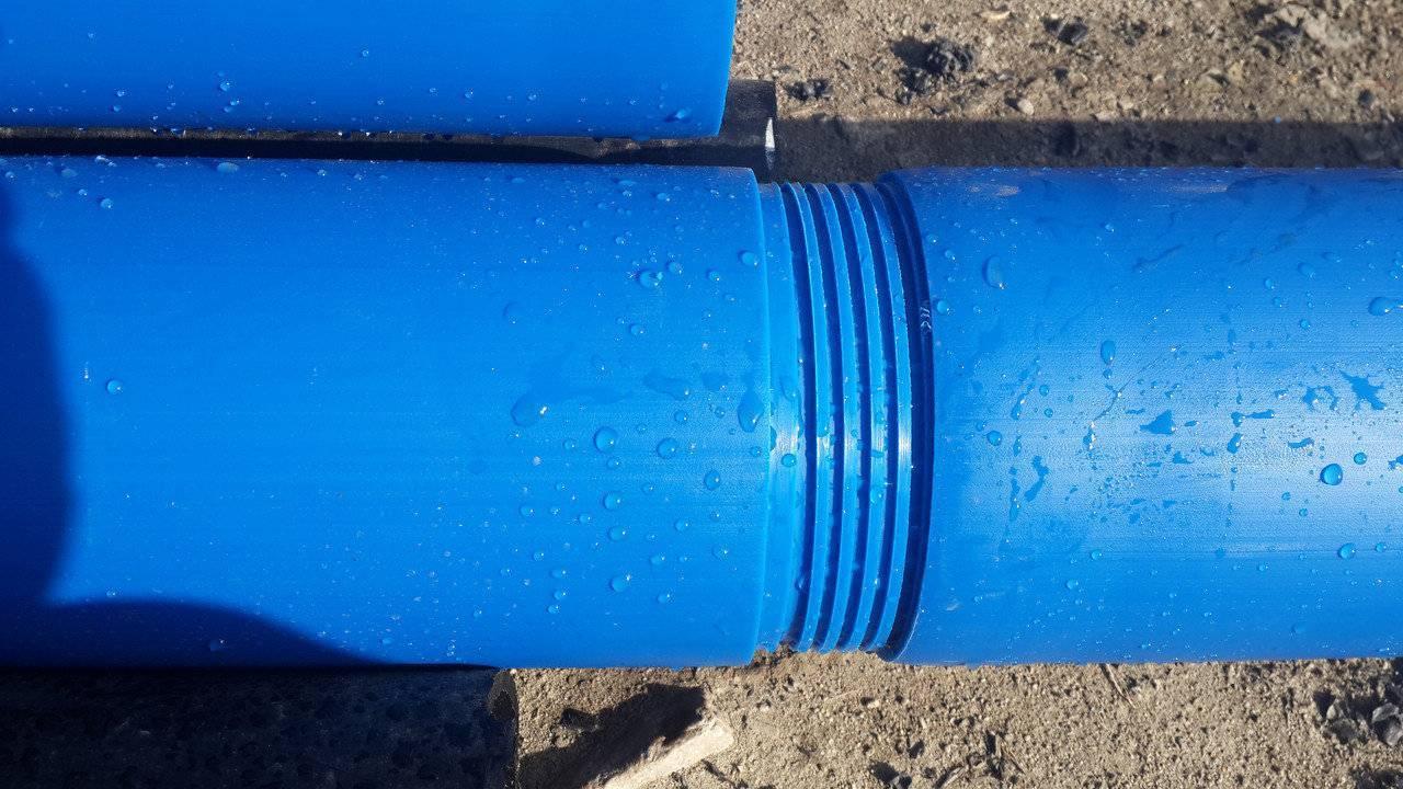 Обсадная труба для скважины – виды, как выбрать и произвести расчет обсадки