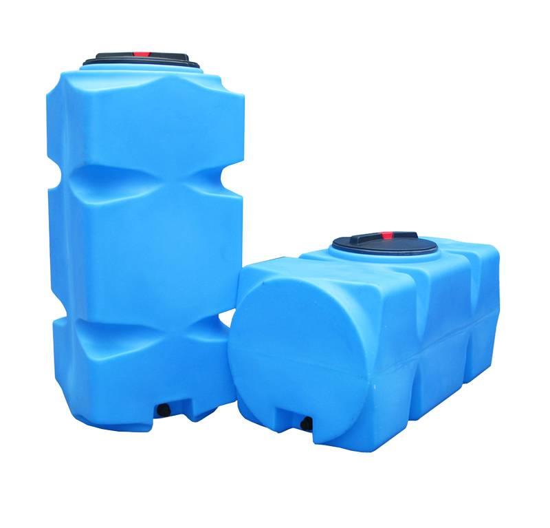 Накопительные емкости для воды. железобетонные, пластиковые, металлические +фото