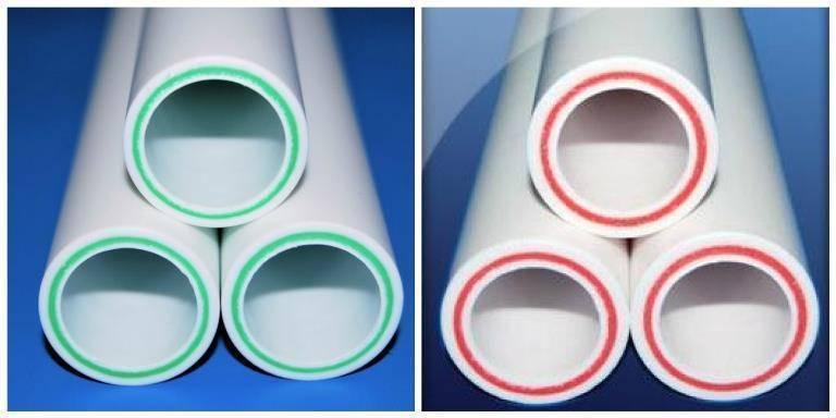 Трубы полипропиленовые (ппр) для отопления армированные стекловолокном: плюсы и минусы, отзывы