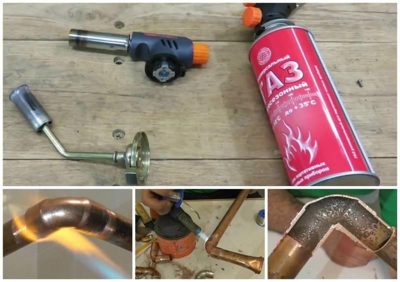 Пайка алюминия газовой горелкой в домашних условиях