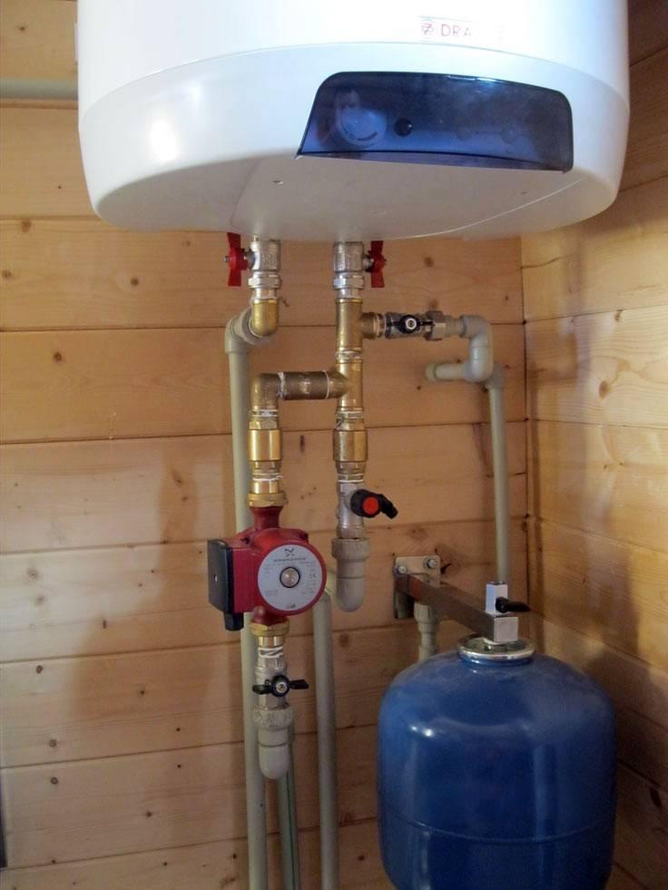 Как пользоваться водонагревателем — инструкция к эксплуатацие