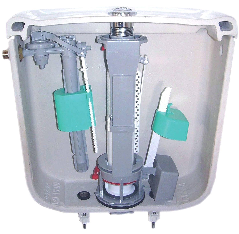 Течет вода в унитазе после наполнения бачка - всё о сантехнике