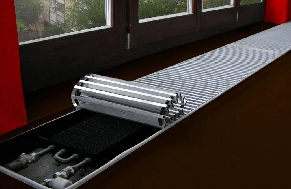 Как выбрать водяной конвектор отопления: принцип работы, монтаж