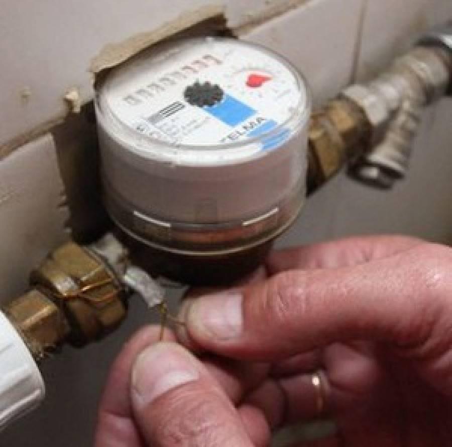 Кто пломбирует счетчики на воду в квартире особенности, правила и требования