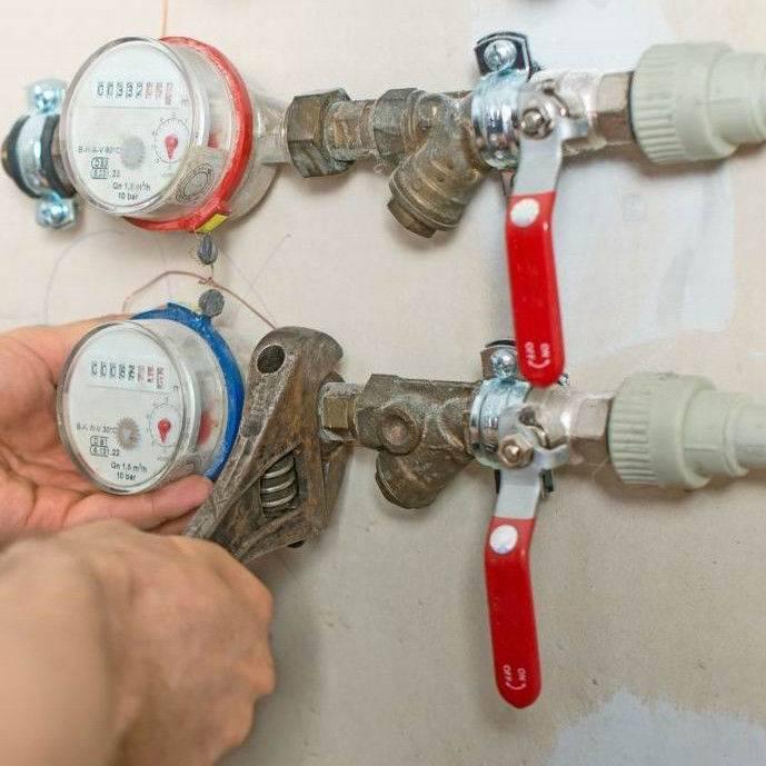 Требуют замену счетчика воды: правила замены