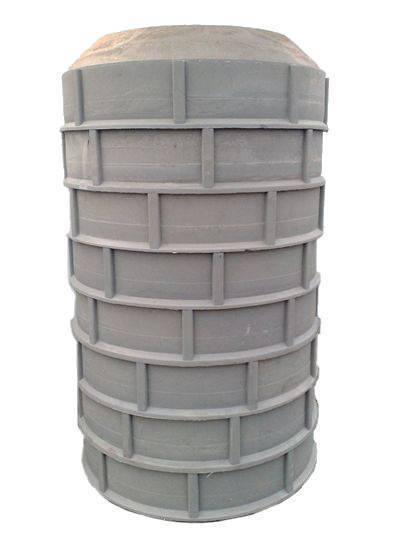 Полимерно-песчаный колодец - характеристики полимерно-песчаных колодцев