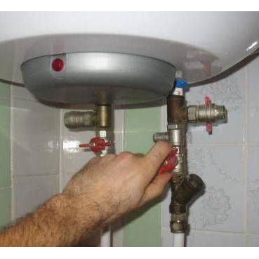 Как спустить воду с бойлера: назначение процедуры, как сливать жидкость из водонагревателя, советы и видео