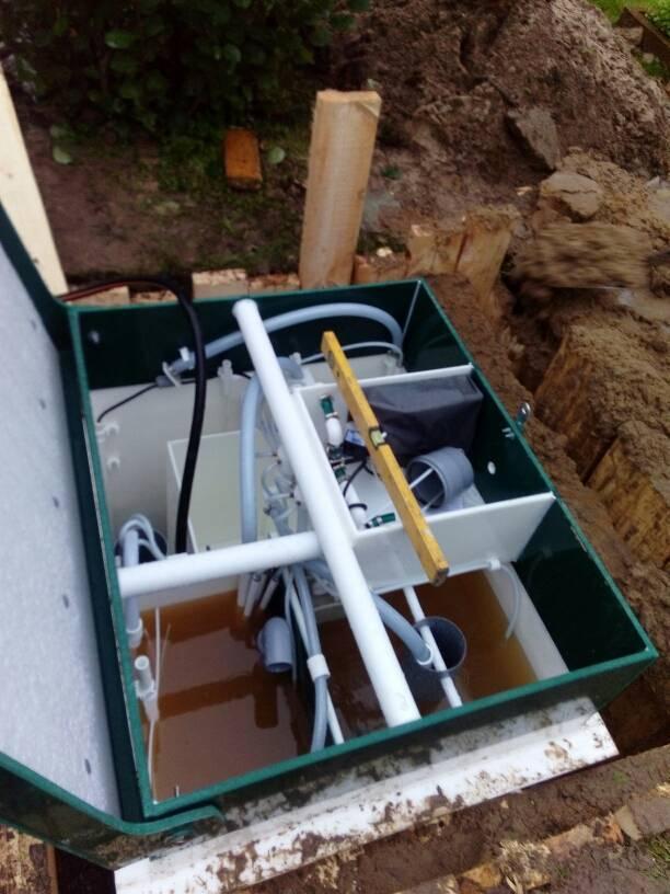 Септик топаз: эксплуатация зимой и канализация для дачи