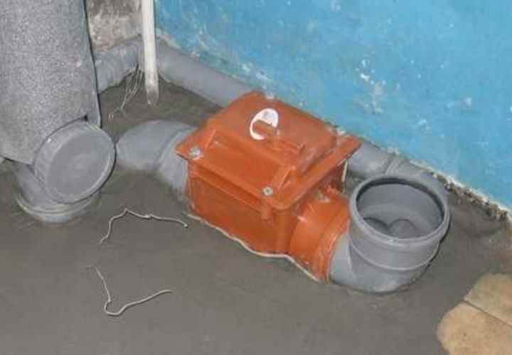Все о обратном клапане для канализации: от устройства до установки