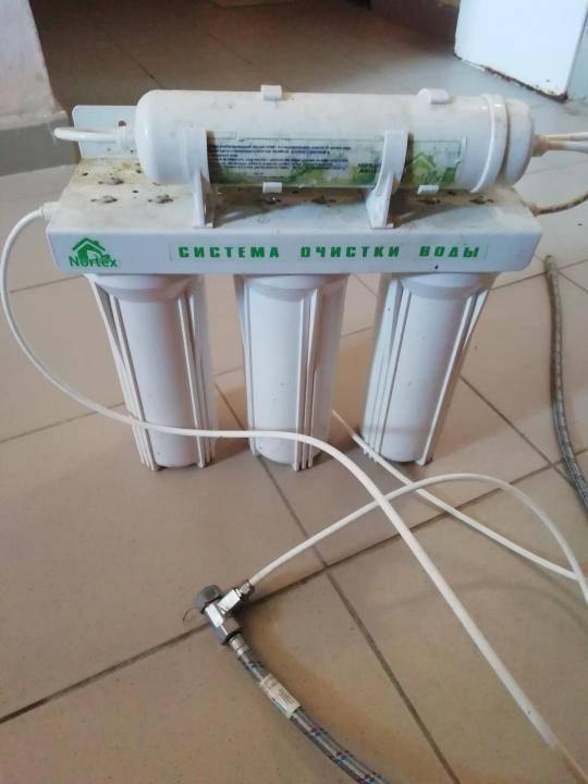 Нортекс стандарт система водоочистки
