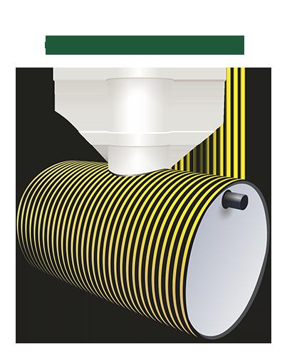 Монтаж септика танк: как сэкономить на установке? подробная инструкция.