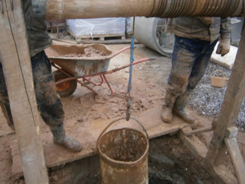 Грязевой насос для чистки колодцев: дренажный насос для ила и песка