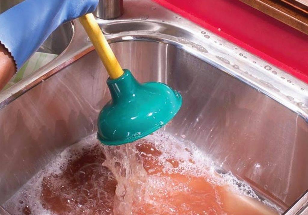 Плохо уходит вода в ванной засора нет - все о канализации