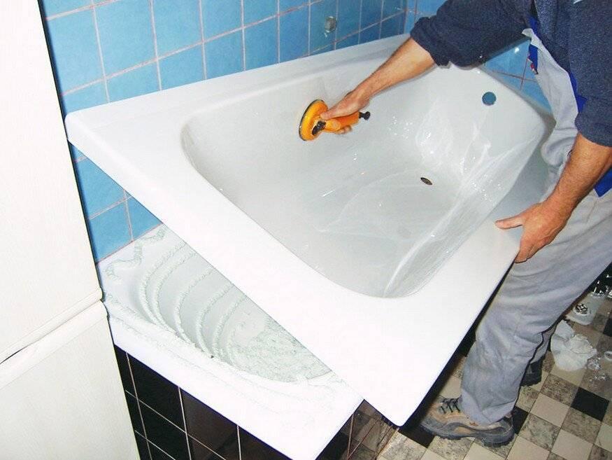 Акриловая или чугунная ванна: какой вариант выбрать?