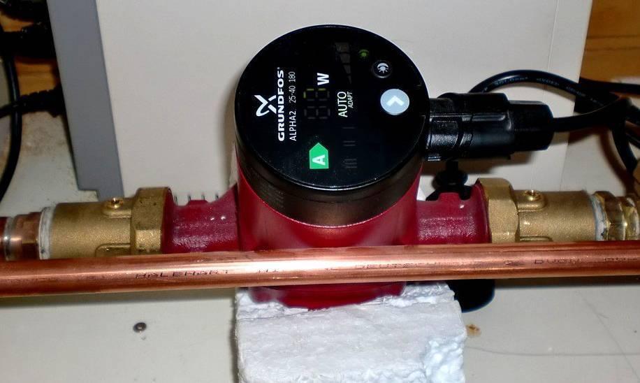 Как выбрать циркуляционный насос для отопления