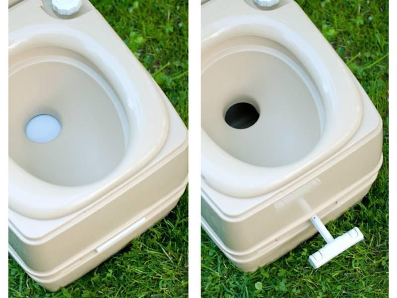 Как ухаживать за биотуалетом и обслуживание туалета на даче зимой: чистка и консервация