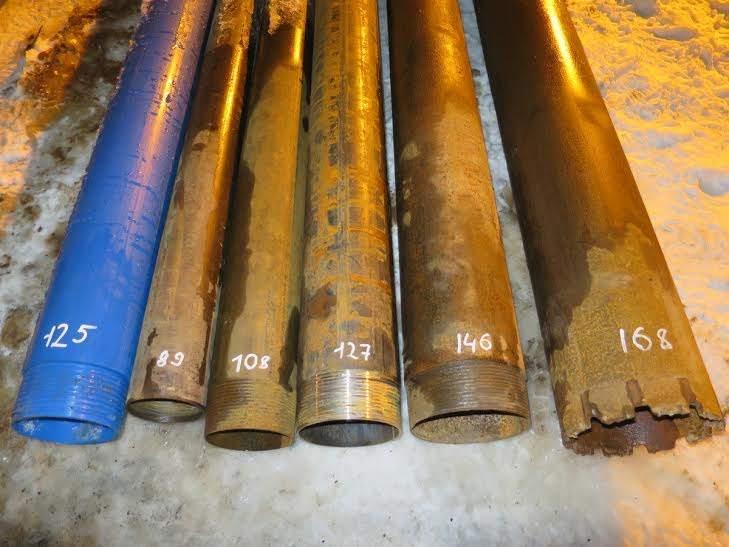 Обсадная труба для скважины и бурения: что это такое