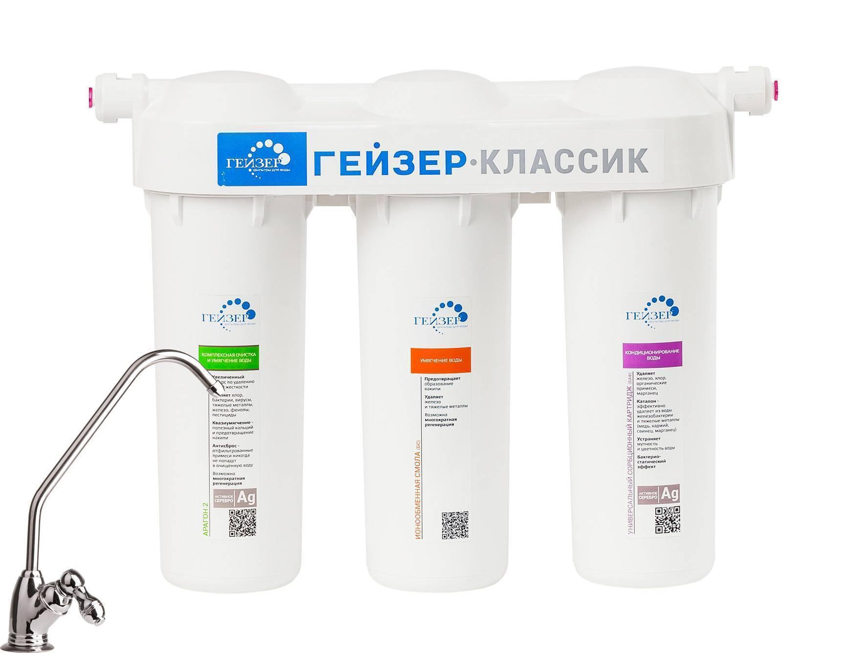 Фильтры для очистки воды магнитные